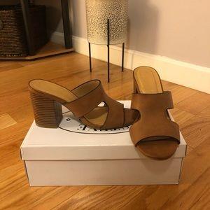 NEW Boho Chunky Heels